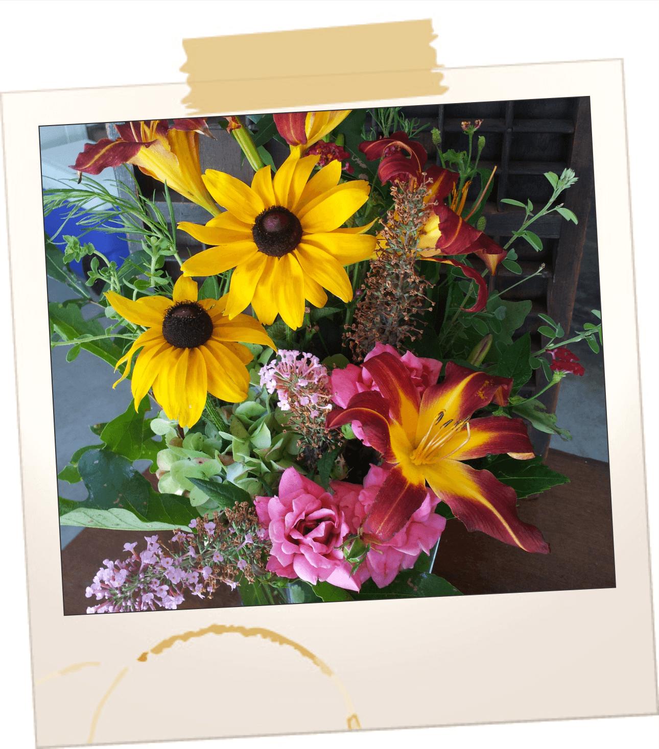 wildflowers-polaroid